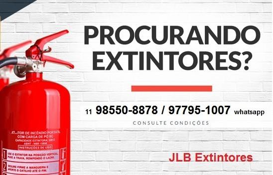 JLB Extintores