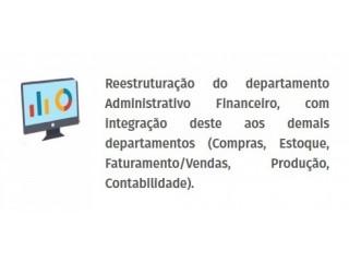 Presto serviço - Gestão Financeira (Local Belo Horizonte/MG)