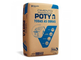Cimento Poty 50Kg