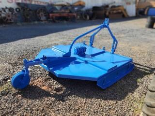 Roçadeira Tatu RO² 1700 hidráulica Para Trator / Tratores