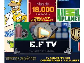 Tv em sua casa
