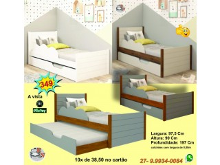 CAMA BIBOX ELZA