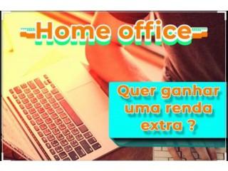 Trabalhe em sair de casa, apenas criando propagandas  de divulgação!! Renda Semanal de até +/- R$700.00