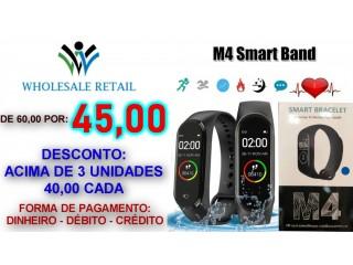 M4 SMart Band Menor preço do mercado é aqui