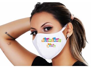 Máscaras e Camisetas Personalizadas com Logomarca do seu Negócio