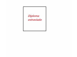 Extravio de Diploma