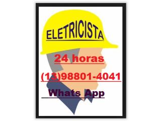 Eletricista na Praia Grande (13) 98801-4041