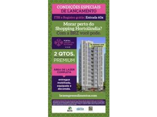 Apartamentos na planta perto do shopping Hortolândia-SP