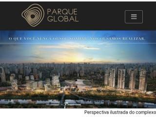 Lançamento Parque Global - Marginal Pinheiros a Partir de 13.500 mil o m2