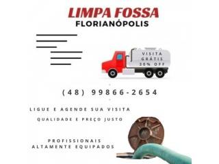 Limpa Fossa na Ilha (48) 99866-2654