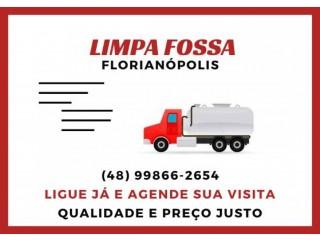 Limpa Fossa Florianópolis (48) 99866-2654