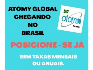 URGENTEE, Atomy Global chegando, Cadastros gratis
