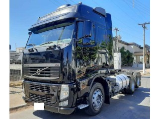 Volvo fh440 6x2 globettroter.