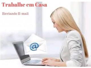 OPORTUNIDADE DE TRABALHO A PARTIR DE CASA! ÓTIMOS GANHOS!
