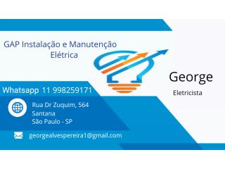 Manutenção e Instalação Elétrica