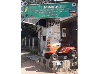 Mg máquinas