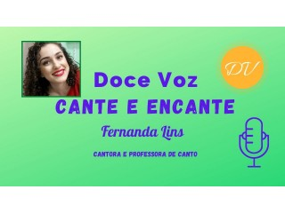 Aula de Canto Online