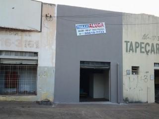 Alugo ÓTIMO BARRACÃO 120 m2 TELHADO NOVO. ÓTIMO LOCAL
