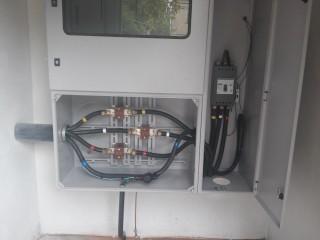 Projeto e Execução de Redes elétricas de alta e baixa tensão e demais serviços na área da elétricidade
