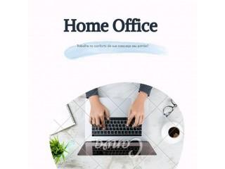 Ganhe dinheiro extra trabalhando em casa!