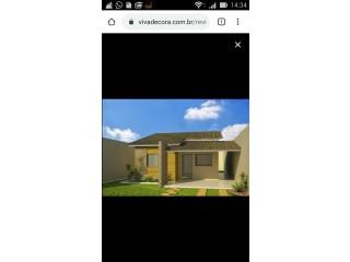 Casa própria para sair do aluguel