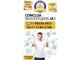 Supletivo São Paulo Supletivo EJA