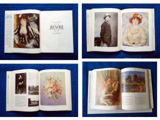 Livro Renoir - His Life, Art and Letters - Ilustrado - Importado - Capa Dura - 312 págs.
