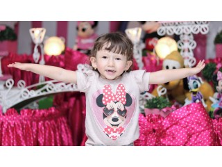 Fotógrafo de Festa Infantil