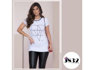 Camiseta Feminina LOVE REF 01269