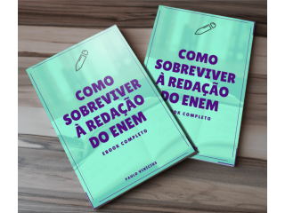 Ebook Enem Redação Nota Mil