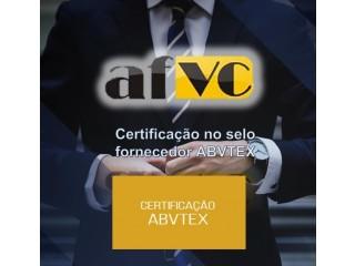 Assessoria na certificação no selo fornecedor ABVTEX.