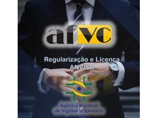 Licenças para autorização de funcionamento de empresa ANVISA