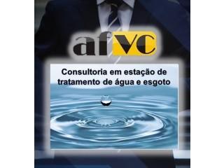 Consultoria em estação de tratamento de água e efluentes
