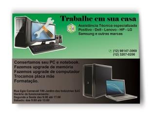 PCRW Assistência Técnica