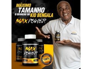Max Power - O segredo de Kid Bengala