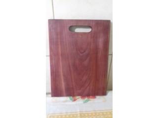 Vendo tábua de corte em madeira roxinho