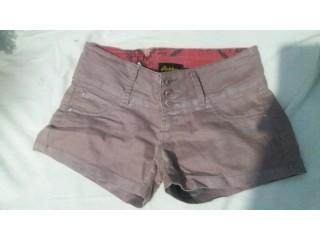Shorts rosinha