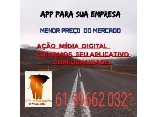 Aplicativo para o seu negocio - 61 99662-0321