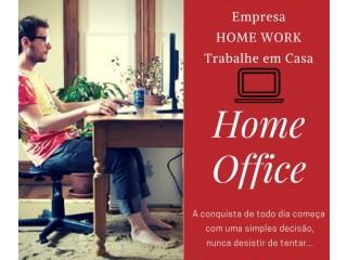 Home Office - Vagas Limitadas
