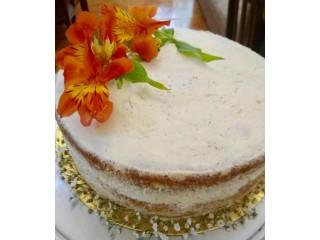 Bolo das Mouras - beleza, sofisticação e ingredientes selecionados para aniversários e eventos em geral