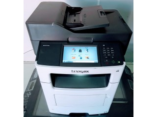 Lote 3 Impressoras Lexmark Mx 611 Dhe