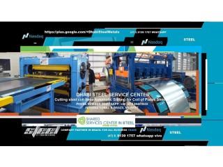 Dhabi Steel - Temos Aço Plano em Bobina Galvalume/Aluzinco