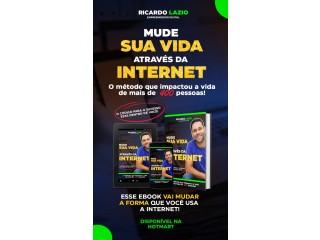 Mude sua vida através da internet [E-book]