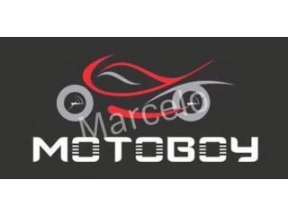 Motoboy Bertioga Marcelo