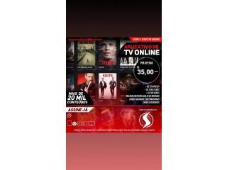 Tv por Internet | Canais Fechados, +20 MIL, Filmes Séries e Novelas atualizadas