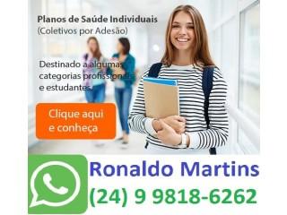 Whatsapp de vendas Qualicorp em VR 24|99818-6262