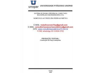 CONSTRUÇÃO DA PRAÇA LARANJEIRAS Conceito Nota Máxima (66) 9.9694-5762