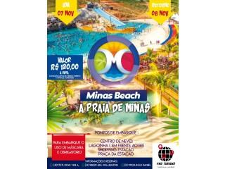 Minas Beach - A Praia de Minas 07/11