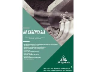 Construção e reformas Engenharia civil com qualidade e referência.