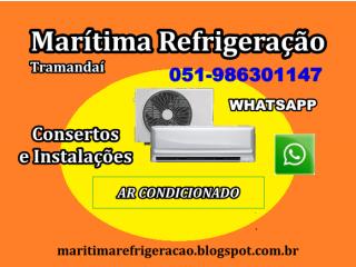 Maritíma Refrigeração e Climatização Tramandaí